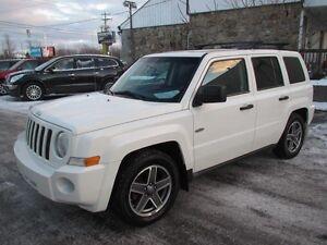 2009 Jeep Patriot (GARANTIE 2 ANS INCLUS) Sport