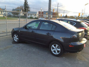 Price Reduced - 2008 Mazda 3 GS - Safety - Clean Title