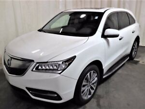 2016 Acura MDX Technology Package SH-AWD 7-Passenger w/ AcuraWat