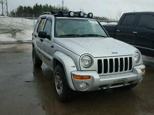 parting out 2004 jeep liberty