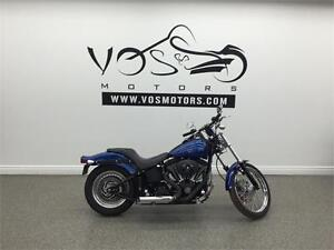 2004 Harley Davidson FXSTB-Stock#V2637-Financing Available**