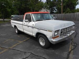 Wanted 1965-1979 ford 2wd