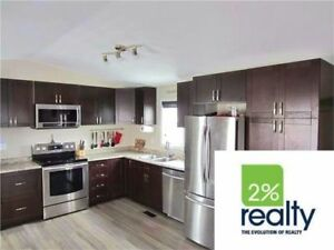 Beautifully Remodeled Mobile Home In Penhold-Listed By 2% Realty