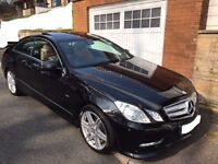 Mercedes Benz E250cdi Auto Coupe Sport with many extras