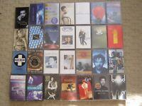 28 Audio Music Cassette Tapes
