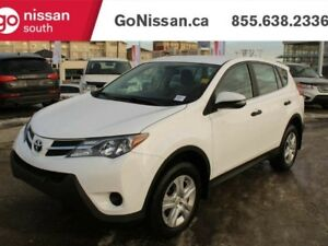 2013 Toyota Rav4 LE 4dr All-wheel Drive