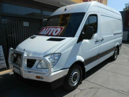 2013 Mercedes-Benz Sprinter 316 CDI MWB HIGH ROOF White Automatic Van West Hindmarsh Charles Sturt Area Preview