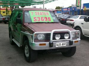 1995 Mitsubishi Pajero NJ GLS Manual 4x4 Nailsworth Prospect Area Preview