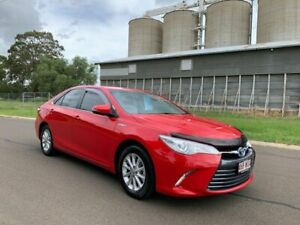 2016 Toyota Camry AVV50R MY16 Altise Hybrid Cherry Continuous Variable Sedan Oakey Toowoomba Surrounds Preview