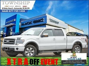 2014 Ford F-150 FX4 - $19/Day! - Leather - Super Crew - 4WD