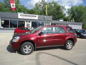 2007 Chevrolet Equinox LS,LOW KMS!! $6,986 PLUS PST AND GST!!