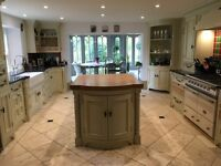 Kitchen in Mark Wilkinson Style