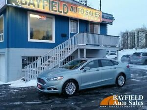 2013 Ford Fusion Hybrid **Leather/Sunroof/Navigation**