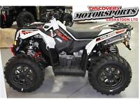2 year warranty - 2015 Polaris Scrambler 1000 XP