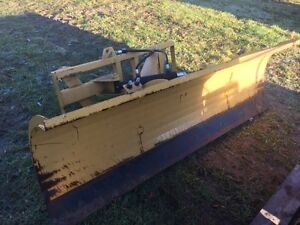 "2008 HLA 84"" Hydraulic Snow Plow"