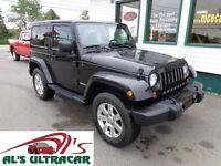 2012 Jeep Wrangler Altitude(all options) for only $269 bi-weekly