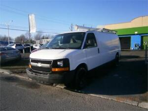2009 Chevrolet Fourgonnette Express utilitaire