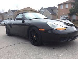 Beautiful Porsche Boxster! Registered/Plated in BC