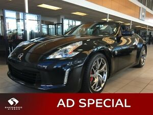 2013 Nissan 370Z TOURING SPORT PKG Leather,  Heated Seats,  Blue
