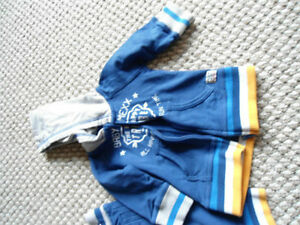 Baby boy outfit - LIKE NEW 2 piece set - MEXX - size 3-6 months