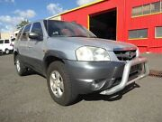 2002 Mazda Tribute Limited Silver 4 Speed Automatic 4x4 Wagon Strathpine Pine Rivers Area Preview