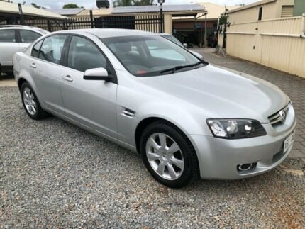 2007 Holden Berlina VE Silver 4 Speed Automatic Sedan Park Holme Marion Area Preview