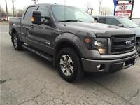 2013 Ford F-150 FX4 CREW CAB ECOBOOST TOIT  CUIR MAGS 20