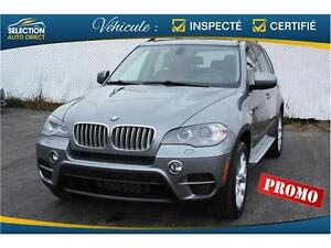 2012 BMW X5 35d  NAVIGATION/ PANORAMIQUE