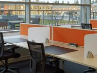 Hot desks available from £12 per day