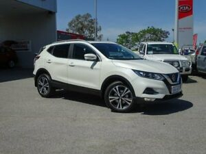 2019 Nissan Qashqai J11 Series 2 ST-L X-tronic 1 Speed Constant Variable Wagon Morley Bayswater Area Preview