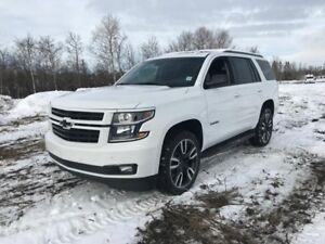 2018 Chevrolet Tahoe Premier - Sun, Entertainment and Destinatio