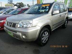 2005 Nissan X-Trail T30 ST (4x4) Gold 4 Speed Automatic Wagon Capalaba Brisbane South East Preview