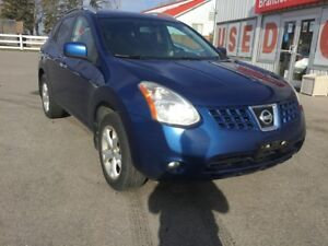 2010 Nissan Rogue SL 4dr All-wheel Drive
