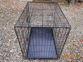 METAL DOG/CAT CAGE