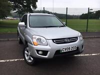 Kia Sportage 2.0CRDi 4WD Titan 2009 *IMMACULATE CONDITION, 1 FAMILY OWNER*