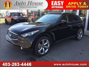2010 Infiniti FX FX50 AWD NAVIGATION BACKUP CAMERA