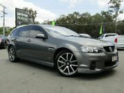 2010 Holden Commodore VE II SS-V Grey 6 Speed Manual Sportswagon Underwood Logan Area Preview