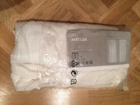 IKEA Matilda Sheer Curtains