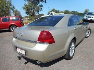 2008 Holden Statesman  Gold Auto Seq Sportshift Winnellie Darwin City Preview