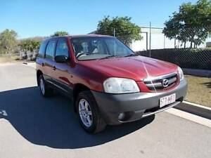 2004 Mazda Tribute LIMITED Manual SUV Mount Louisa Townsville City Preview