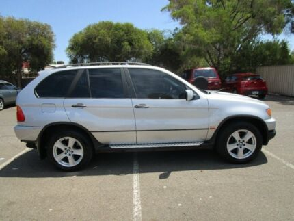 2003 BMW X5 E53 3.0I 5 Speed Auto Steptronic Wagon Clearview Port Adelaide Area Preview