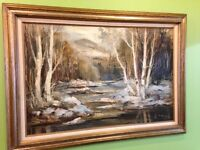 Tableau/Painting G Marich