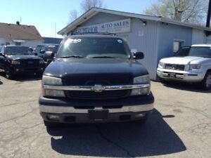 2004 Chevrolet Avalanche Fully Certified! No Accidents!
