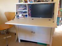 Bureau Writing Desk (Ikea Hemnes)