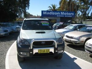 2005 Hyundai Terracan Highlander Green 4 Speed 4 Sp Automatic Wagon Tuncurry Great Lakes Area Preview