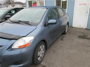 toyota yaris 2010 4 doors auto warranty