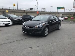 2016 Hyundai Elantra GL FINANCEMENT 100% APPROUVER