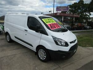 2017 Ford Transit Custom VN MY17.25 340L (LWB) White 6 Speed Automatic Van New Lambton Newcastle Area Preview
