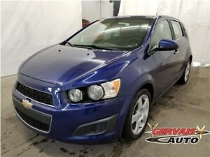 Chevrolet Sonic LT RS Turbo A/C MAGS 2014