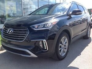 2017 Hyundai SANTA FE XL AWD Luxury 6 Pass Leather Sunroof